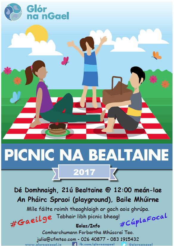 Picnic na Bealtaine 2017